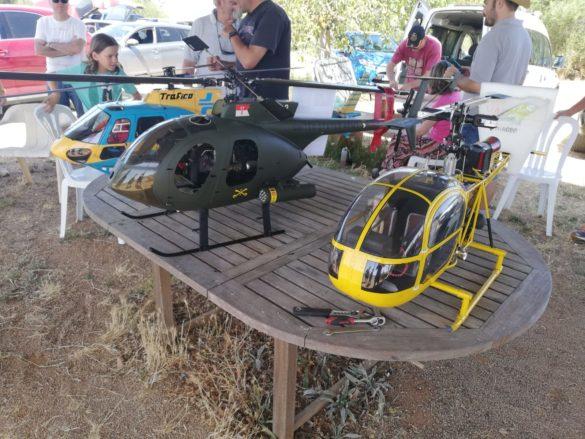 Primera trobada d'aeromodelisme a Campos