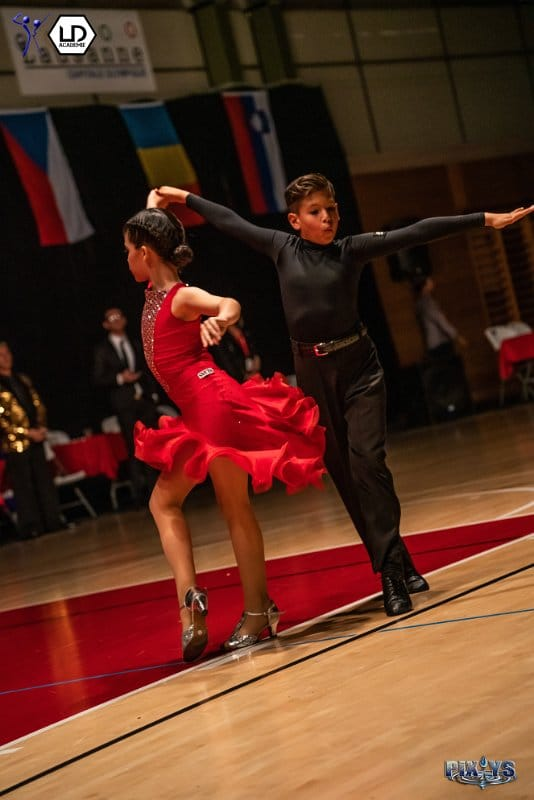 Victòria Garcias i Erik Joseph Biwoll, campions de ball!