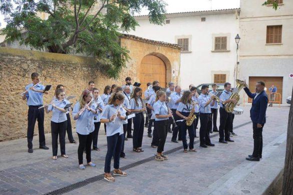 La Banda de Música recupera l'antic pasdoble 'Campos del Puerto' per als passacarrers de les festes