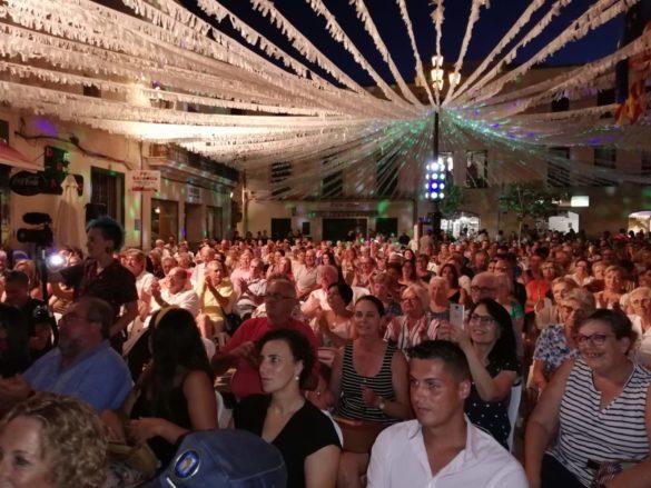 Miquel 'Beu' enceta les Festes de la Mare de Déu d'agost