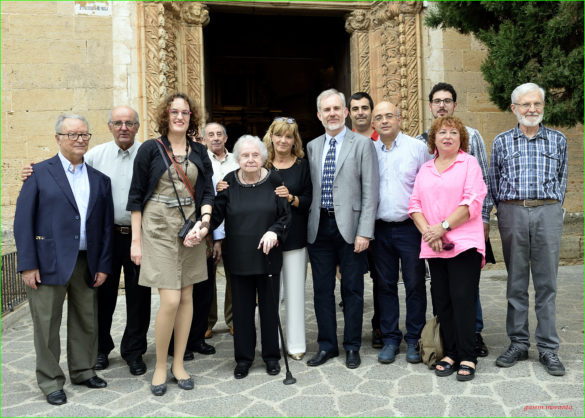 Montserrat Torrent emociona Campos