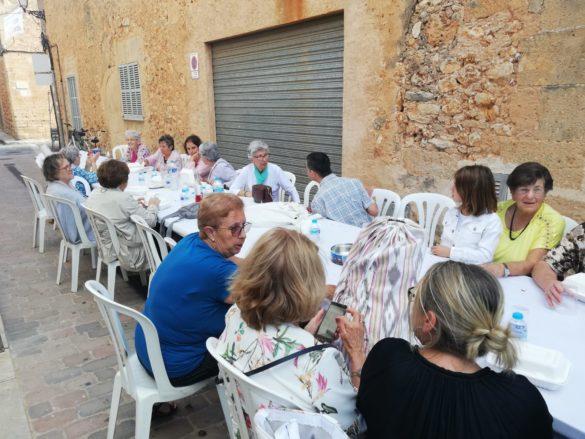 Randes, brodats i massetes: XVII trobada a Campos