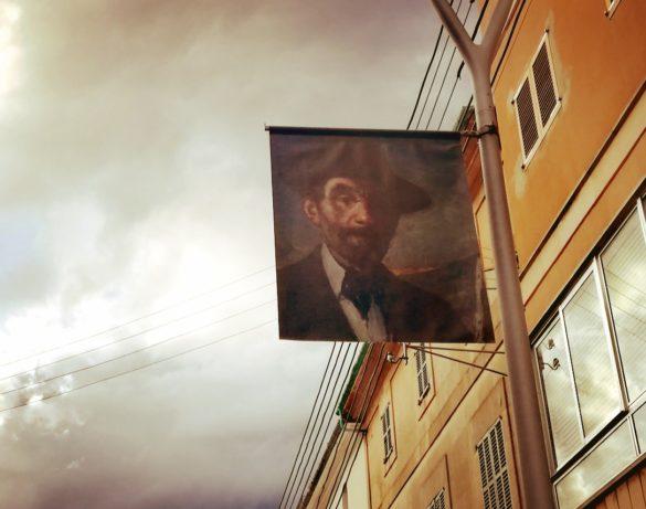 Campos s'engalana amb deu retrats del pintor Càffaro