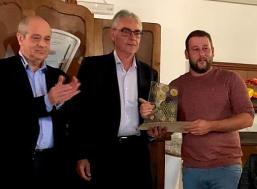 Toni Sala i Sebastià Toral, campions de Balears de canaricultura