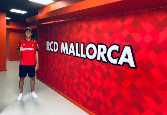 Rafel Obrador Burguera, promesa campanera del futbol