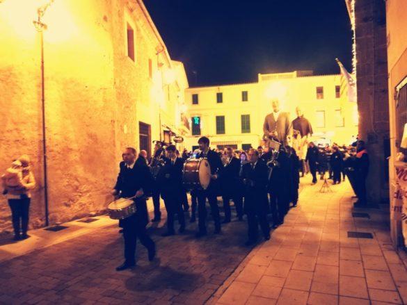 Campos troba Sant Julià i Santa Basilissa en la seva Festa Major