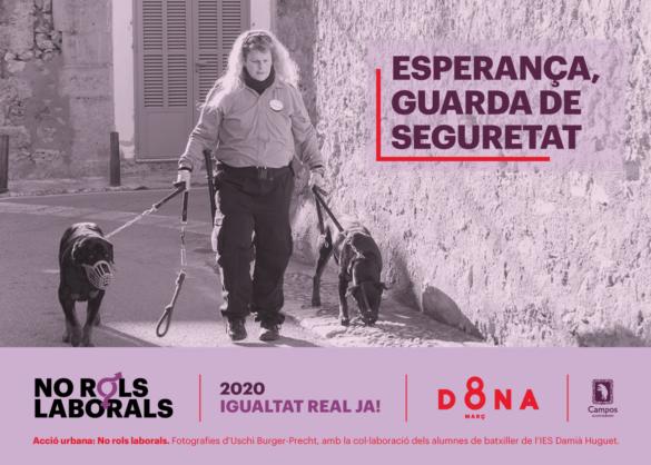 Acció Urbana: NO ROLS LABORALS!