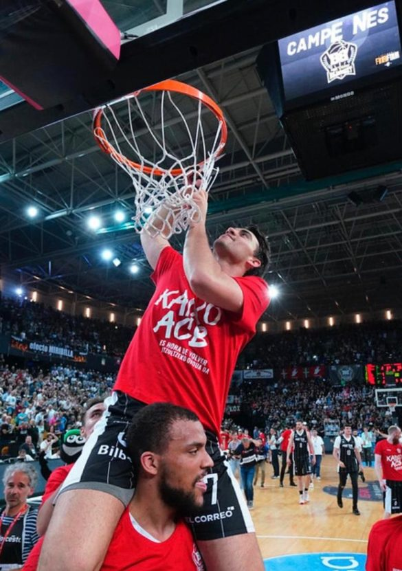 Tomeu Rigo Gual, un campaner a la Copa del Rei de Bàsquet