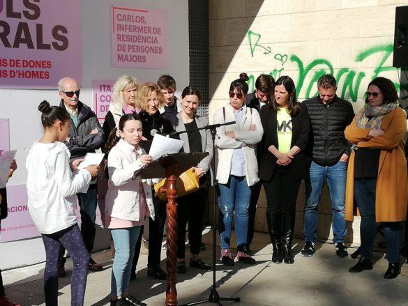 Els infants de Campos, veus per a la igualtat real!